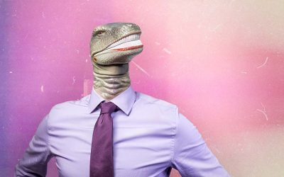 Are you a dinosaur in disguise?