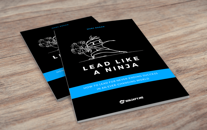 Free ebook: Lead Like a Ninja