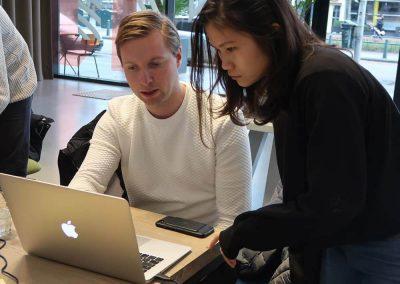 Ninjafy's Digital Dojo™ - Discussing the results