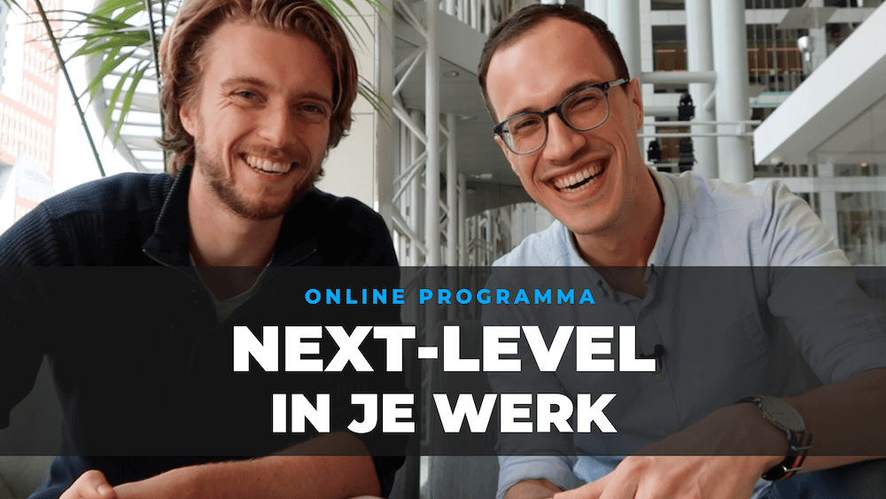Programma 'Next-level in je werk' (Ninja)